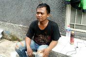 Kisah Tajudin, Driver Ojek Online yang Bekerja Baw   a Dua Anaknya