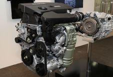 Accord Generasi Baru, Punya Transmisi 10-Percepatan