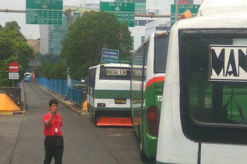 Gedung Terminal Blok M Rentan Rusak, Bus Gandeng Transjakarta Tidak Lintasi Jalur 2