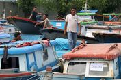 Pasca-Penangkapan 6 Rekannya, Ratusan Nelayan Jual 'Boat' Milik Mereka