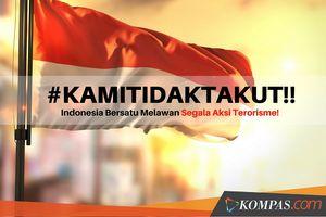 Teror Bom Kampung Melayu, Kami Tidak Takut!
