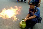 Sudin Damkar Jakut Klaim Kebakaran Akibat Ledakan Tabung Gas Berkurang