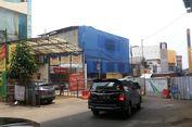 Toko di Jalan Fatmawati Banyak yang Tutup Selama Ada Proyek MRT