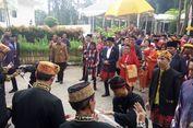 Pakai Bahasa Mandailing, Ini Nasehat Jokowi untuk Kahiyang-Bobby