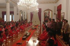Juara Umum, Atlet ASEAN Para Games Diterima Jokowi di Istana