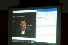 KPK Putar Video Pengakuan Andi Narogong dalam Praperadilan Novanto