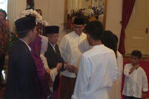 Jokowi Tertawa Bersama Anies, JK Bilang 'Nah Gitu Dong'