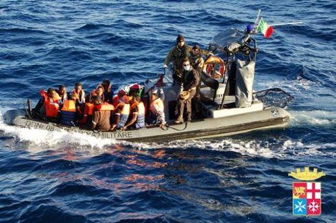 6,6 Juta Imigran Menunggu Kesempatan Menyeberang ke Eropa