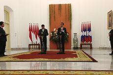 Jokowi: Indonesia Siap Ekspor Pesawat dan Alutsista ke Laos