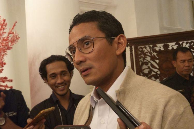 Sandiaga Uno: 'Ini kan Rezimnya Pak Ahok-Djarot yang Masukin'