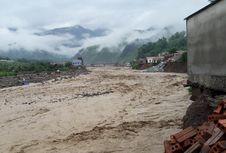 Banjir Bandang Landa Vietnam Utara, Puluhan Orang Tewas dan Hilang