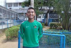 Muhammad Rafli, Jadi Pesepak Bola untuk Wujudkan Impian Ayah