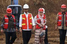 Jokowi Resmikan Proyek Jalur Ganda Kereta Api Bogor-Sukabumi