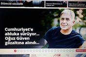 Polisi Turki Tangkap Pempred Harian Oposisi 'Cumhuriyet'