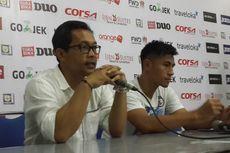 Arema FC Kembali ke Trek Kemenangan, Aji Santoso Bersyukur