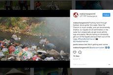 Atasi Limbah, Polisi Petakan Perusahaan di Bantaran Sungai Citarum