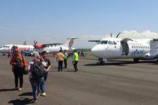 Bandara Blimbingsari Jadi Tempat Parkir Pesawat Tamu IMF-WB 2018