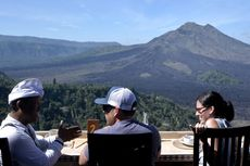 Jumlah Wisman ke Bali Naik Signifikan, China Nomor Satu