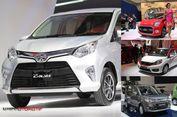 Toyota Calya Mendominasi Pasar 'Mobil Murah'