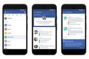 Facebook Bikin 'Tab' Khusus untuk Cek Korban Bencana