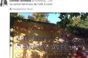 """Kampanye """"Mahasiswi agar Memacari Pria Mapan"""" Guncang Eropa"""