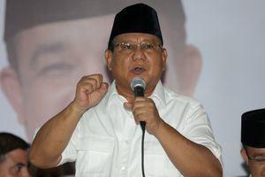 Kata Prabowo Soal Hak Angket KPK