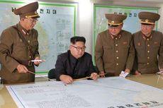 Kim Jong Un dan Para Jenderal Bahas Rencana Penembakan Rudal ke Guam