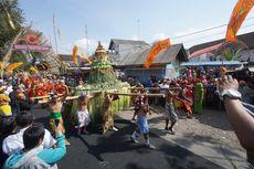 Perayaan 1 Suro di Banyuwangi...