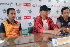 Hadapi Sriwijaya FC, Persegres Bermodalkan Semangat