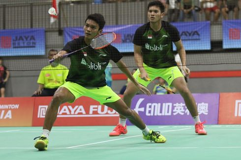 Indonesia Lolos ke Final Asia Junior Championships