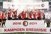 Pelatih Berdarah Ambon Bawa Feyenoord Raih Gelar Juara Liga Belanda