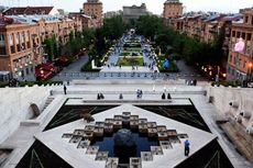 Mengunjungi Yerevan, Kota Bersejarah Penuh Bangunan Kuno