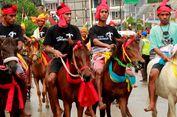 Berita Foto: Parade Kuda Sandelwood di Sumba