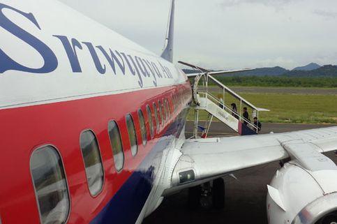 Sriwijaya Air Tambah Frekuensi Dua Rute Penerbangan dari Surabaya