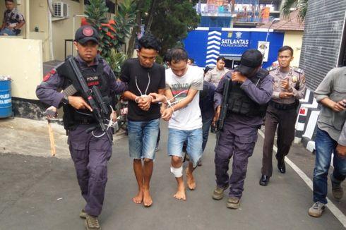 Polisi Tembak Pembobol ATM