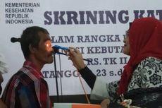 Kisah Pria Bernama Jokowi Akhirnya Dioperasi Setelah 3 Tahun Derita Katarak