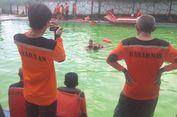 Basarnas Latih Wartawan soal 'Water Rescue'