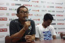 Arema FC Petik Pelajaran Penting dari Kekalahan di Kandang