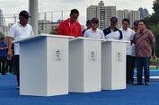 Jokowi Resmikan 4 'Venue' Olahraga GBK Senayan