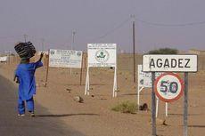 Mobil Rusak di Tengah Gurun Niger, 44 Orang Migran Tewas Kehausan