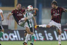 AC Milan Menang Telak, Bonucci Bicara soal Performa Tim