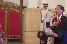 Jokowi Minta Anak Diberi PR Jenguk Teman Sakit atau Ikut Kerja Bakti