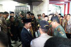 Bersama JK, Jokowi Tunaikan Shalat Id di Masjid Istiqlal