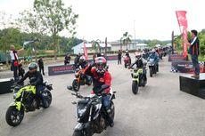 Touring Jelajah Malaysia, Diakhiri dengan Dukung Marquez di Sepang