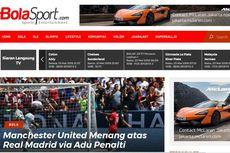 Kompas Gramedia Luncurkan Portal Berita Olahraga BolaSport.com