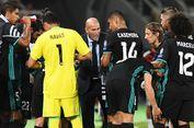 Zidane Sebut Real Madrid Hampir Sempurna