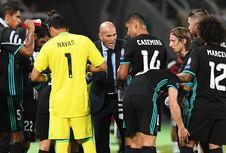Hasil Liga Spanyol, 'Peran' Real Madrid buat Barcelona