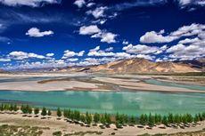 China Akan Bangun Terowongan Tibet-Xinjiang Sepanjang 1.000 Kilometer