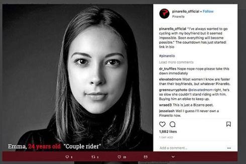 Pinarello Minta Maaf Setelah Iklan Sepeda Terbarunya Dianggap Seksis