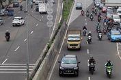 Polisi Diminta Cegah Pengendara Motor Masuk JLNT Casablanca